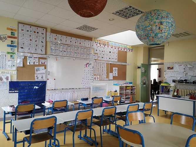 Ecole du Marronnier : informations et inscription classegscp1