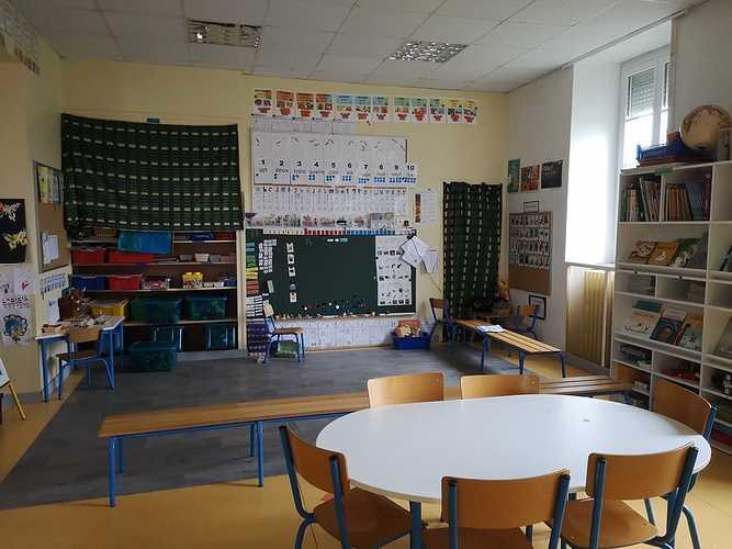 Ecole du Marronnier : informations et inscription classegscp2