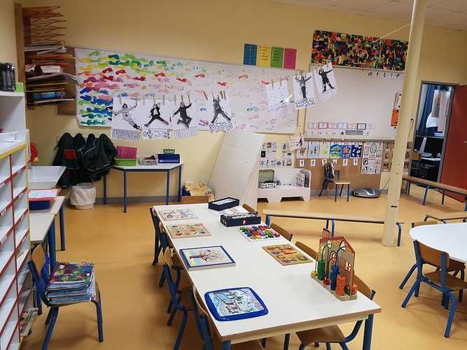 Ecole du Marronnier : informations et inscription 0
